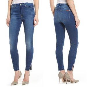 NWT 7 for all Mankind High Waist Skinny Jeans